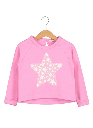 Fresh Company Sweatshirt Pembe